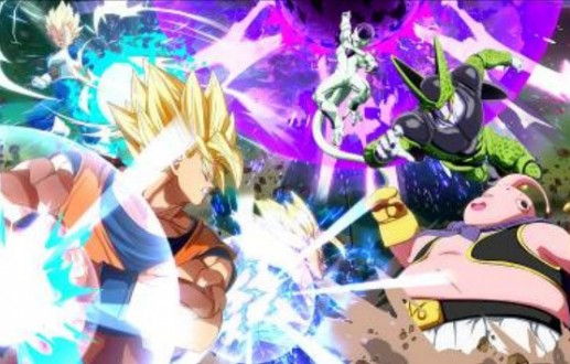 """New Dragon Ball Z title announced """"Dragon Ball Z Fighters"""""""